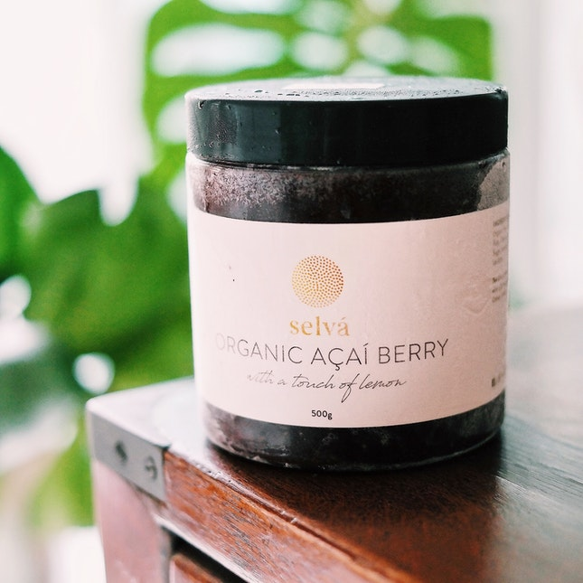 Selva Foods Organic Acai Berry [$19.98]