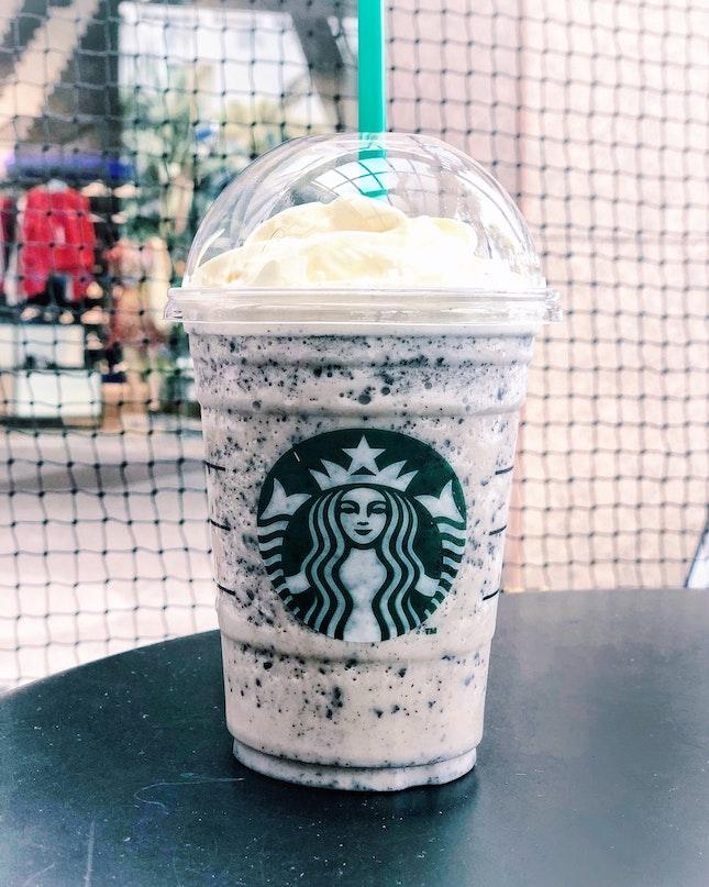 Chai Creme Frappuccino with Java Chip (Grande) [$8.10]