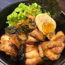 Chicken Leg Don (grilled)