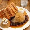 Boba Waffle
