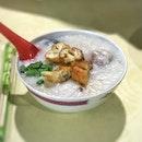 Chai Chee Pork Porridge (85 Fengshan Centre)