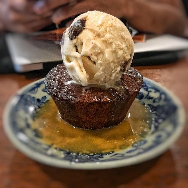 Sticky Date Pudding ($10)