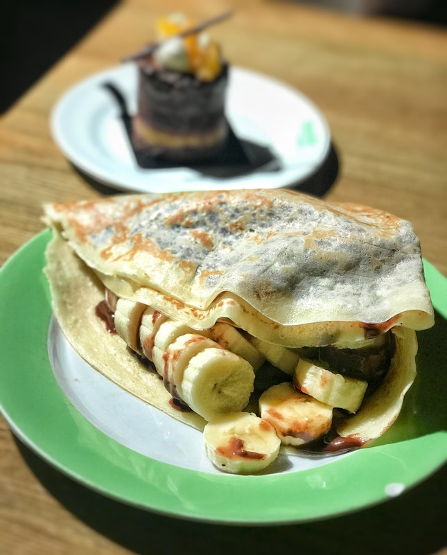 Marche Sweet Crepe ($12.90+)