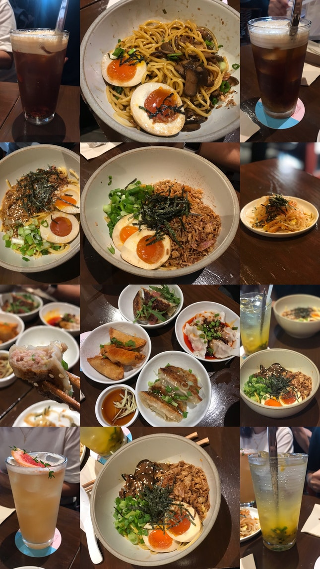 Set Lunch ($16++)
