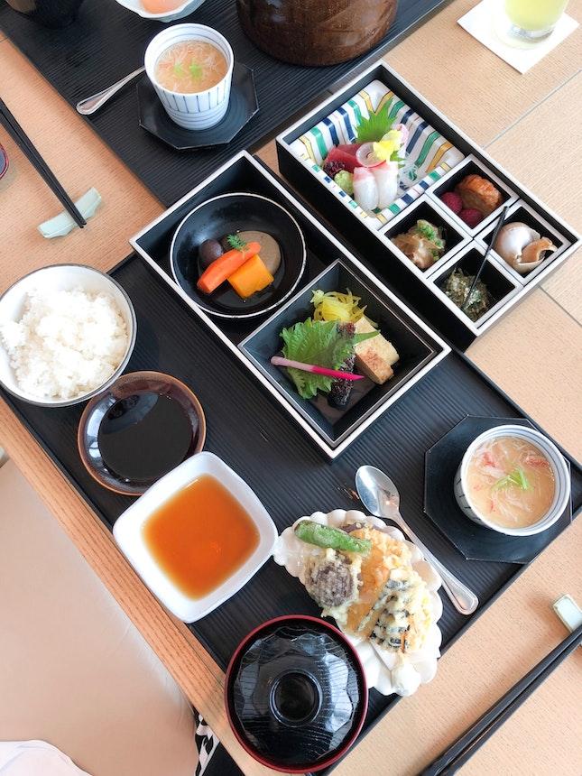 Shokado Box Lunch Set $70