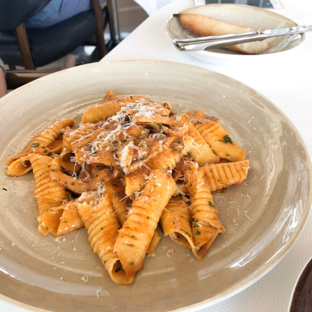 Garganelli with Wild Mushrooms (Part of the 3-Course Express Prix Fixe Menu $45)