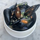 Mussels Bowl (Lunch Set $15++)