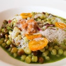 Sea Urchin Fregola Sarda (Part of 2-course set lunch $38)