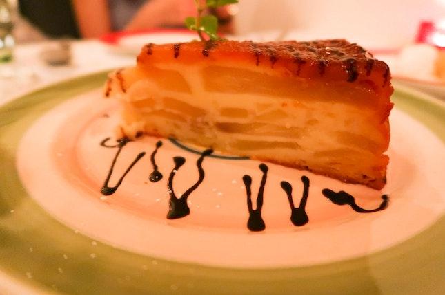 Pear Cake $20