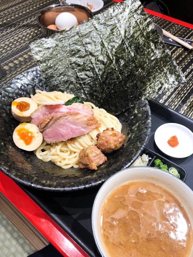 Hybrid Duck Tsukumen Special $19.90