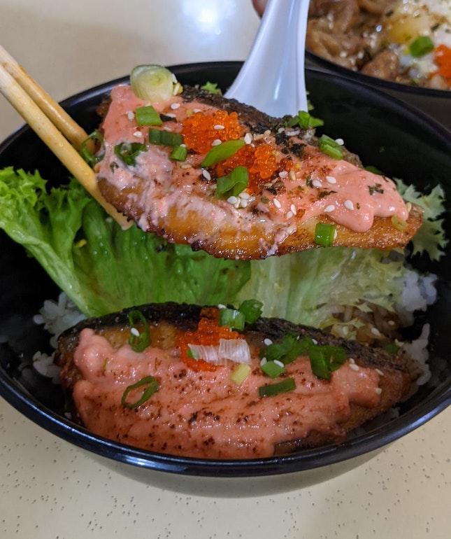 Salmon Mentai Bowl ($8.50)
