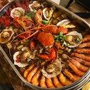 Seafood Platter ($168)