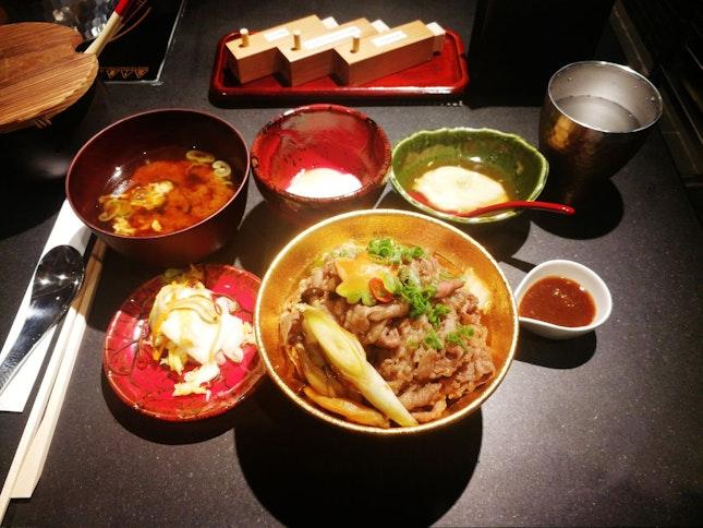 Wagyu A4 Beef Sukiyaki !