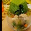Amazing Matcha Lava Cake