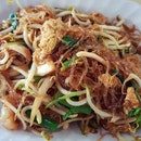 Thai style fried vermicelli with prawn - $5!