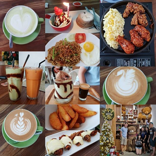 Sunday's cafe visit (RP$460K)!
