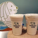 Oolong milk tea latte ($3.80 each)!