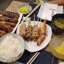 Course meal ($39++) & Yuzu sake ($29++)!