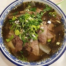 Signature beef noodles ($10.90+)!