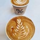 Cafe latte blend ($7 each)!