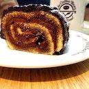 Classic Log Cake