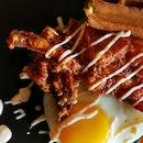 Crabulas Waffle