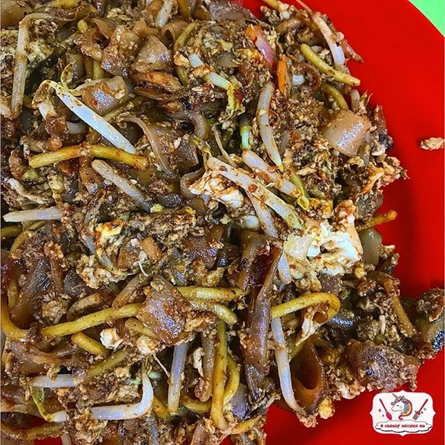 Outram Park Fried Kway Teow Mee.