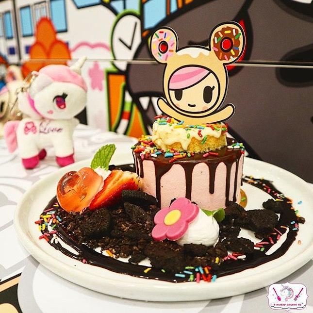 Tokidoki Pop-Up Cafe x Kumoya.