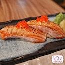 The Sushi Bar.