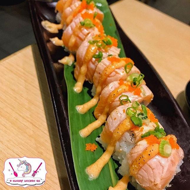 Ichiban Sushi.