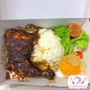 Ayam Panggang (Grilled Chicken) Set