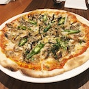 Funghi Pizza (RM32)