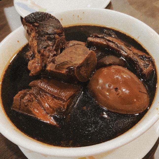 Vinegar Pork Trotter