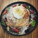 Mixed Berry Pancake