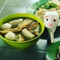 Teochew Fish Porridge (Kim San Leng)