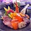 [The Sushi Bar], Premium Chirashi Sushi, Seasonal Price (~ S$48).
