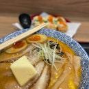 Ramen And The Power Tobiko Tamagoyaki