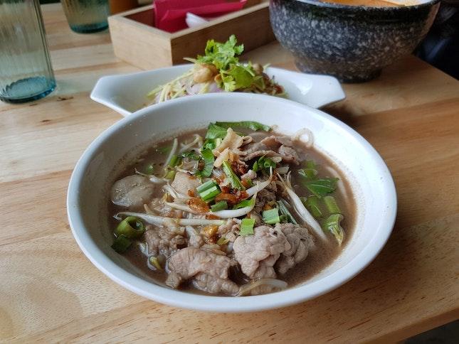 Boat Noodles (Beef)
