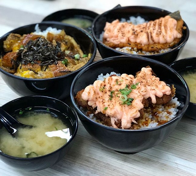 Those looking to satisfy their japanese food cravings without breaking the bank, check out @donyasingapore .