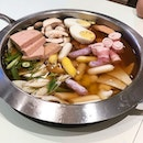 [Tteokbokki Jjigae (Pork)-$35.90]  Usually when i dine with a few friends, we will order a stew for sharing as they typically come in huge portions which require more people to share.
