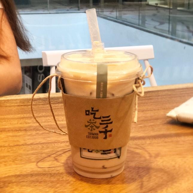 Bubble Milk Tea ($4.20)