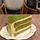 [Matcha Tiramisu-$8.50]  Rather pricey, but the cake was also larger than average.