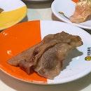 Seared Sukiyaki Beef ($1.90)