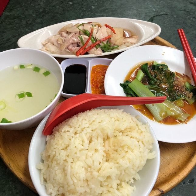 Thurs Special - Hainanese 🐓 Rice