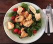 Haloumi Cheese Salad ($15.50)