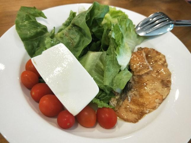 Quick Salad Fix