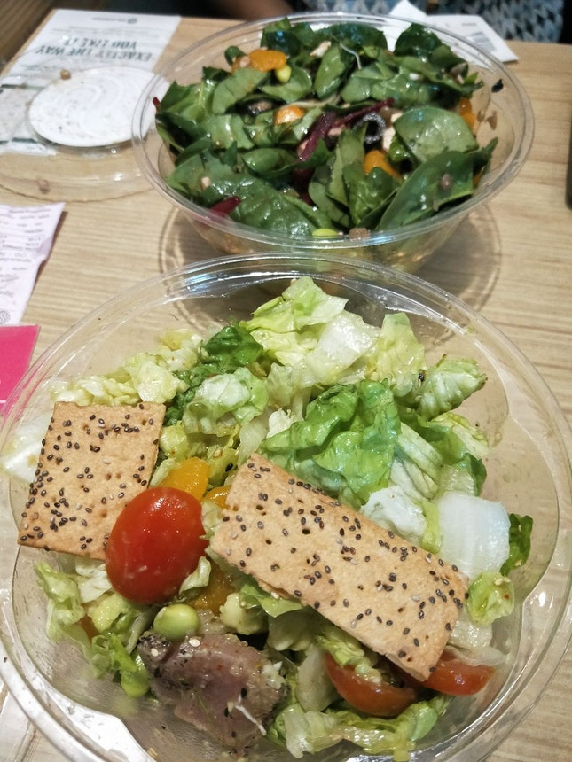 Freshest Salad there is