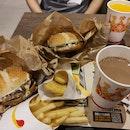 Burger King (Marina Bay Link Mall)
