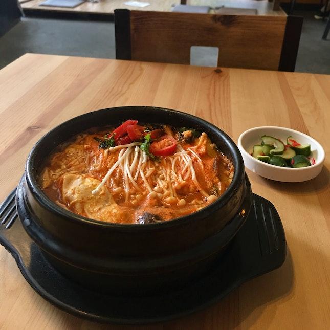Meatless Korean Food!