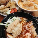 The famous Jonker 88 Asam Laksa was pretty overrated and overhyped imo
